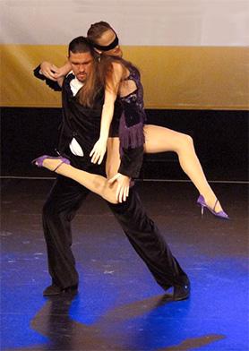 lokal latin dansa nära Helsingborg